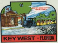 Key West, Conch Tour Train