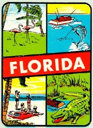 Florida, 4 different views