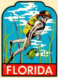 Florida, Scubadiver