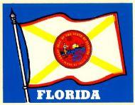 Florida, State Flag