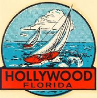 Hollywood, sailing boats