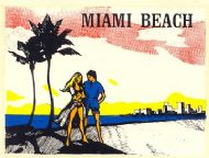 Miami Beach, Couple