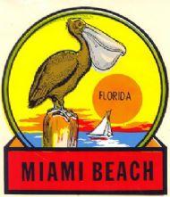 Miami Beach, Pelican