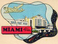 Miami, Airport