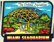 Miami, Seaquarium, Aquadome