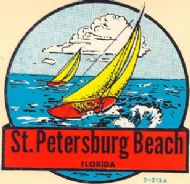Saint Petersburg Beach