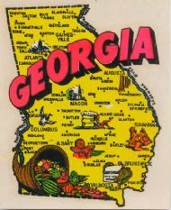 State Map Cornucopia