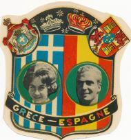 Grece - Espagne