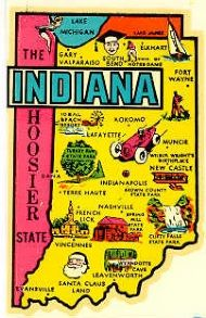 Hoosier State (diff colors)