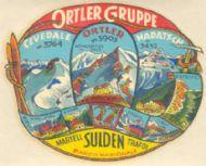 Sulden Ortler Gruppe