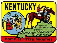 State Map Home of Prize Beauties