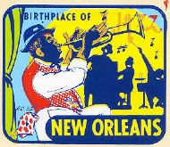 New Orleans, Birthplace of Jazz