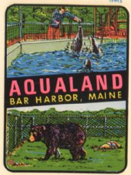 Aqualand, Bar Harbor