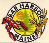 Bar Harbor, Lobster & Deer