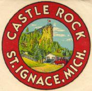 Saint Ignace, Castle Rock