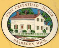 Dearborn, Greenfield Village
