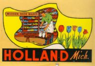 Holland, Wooden Shoe Maker