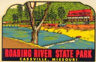 Cassville, Roaring River State Park
