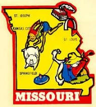 State Map Girl chasing Pig