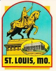 Saint Louis Soldiers Memorial