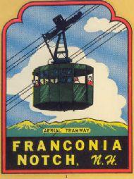 Franconia Notch Aerial Tramway