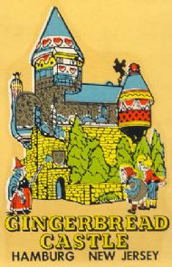 Hamburg, Gingerbread Castle