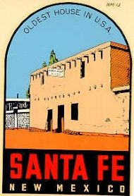 Santa Fe, Oldest House in USA