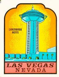 Las Vegas Landmark Hotel