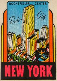 Rockefeller Center, Radio City