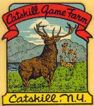 Catskill Game Farm