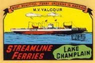 Lake Champlain Streamline Ferries