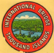 Thousand Islands International Bridge
