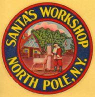 North Pole, Santa's Workshop
