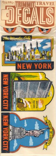 New York City Set