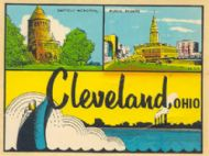 Cleveland Three sights