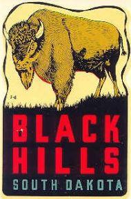 Black Hills, Buffalo