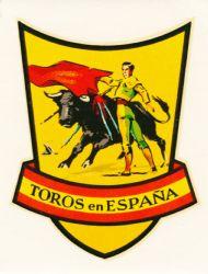 Toros en Espaňa (Bulls in Spain)