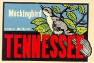 Mocking Bird, State bird