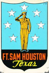 Ft. Sam Houston