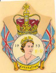 Coronation Queen Elizabeth