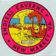 New Market, Endless Caverns