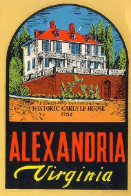 Alexandria,Historic Carlyle House