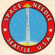 Seattle ,Space Needle