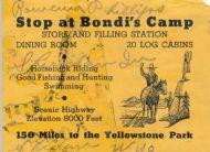 Bondi's Camp