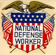 National Defense Worker