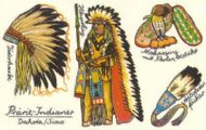 Native Americans Prairie