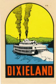 Dixieland Paddle Steamer