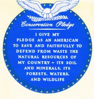 Conservation Pledge