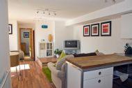 roseacre garden apartment kitchen & lounge