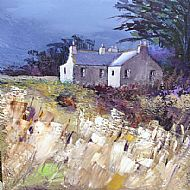 Deserted Cottage,Badlipster